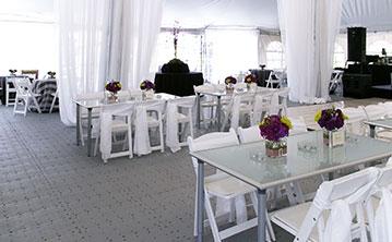 Tent event on FastDeck