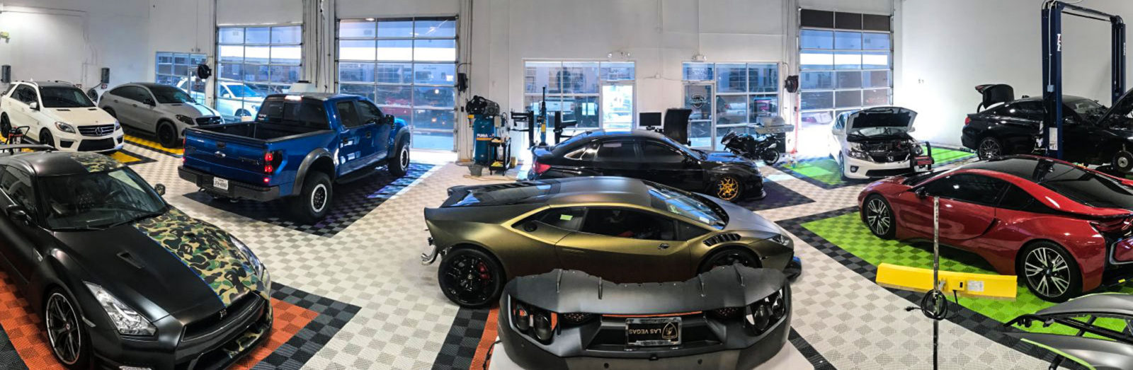 Free-Flow at Lusso Auto Spa